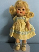 Ginny Vogue Doll 1952 Margie
