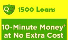 Did you plan for a holiday trip & need fiscal fixed cost? This is the right form of fiscal aid that would fit your monetary needs. By the aid of these loans, you can way in to benefit of the finance & acquire immediate money. As the name goes, 1500 loans offer you fast cash in the array of up to £1500 bucks along with short-term refund tenure of 2 to 4 weeks. It is nearby for you to pay back the loan sum on the next payday. For more info please contact us at http://www.1500loans.co.uk.