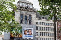 The Odeon West End in Leicester Square is set to disappear. Westminster Council will decide next week whether or not to allow the art deco cinema & other buildings to be replaced by a ten-storey block housing a Radisson Edwardian hotel, spa and a two-screen cinema. English Heritage says the project 'strikes at the heart of the heritage significance of the conservation area', while the Cinema Theatre Association said the cinema was of 'significant architectural merit'.