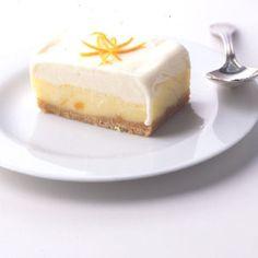"Frozen ""Creamsicle"" Cake"