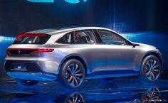 2016 Mercedes-Benz 'Generation EQ' Concept
