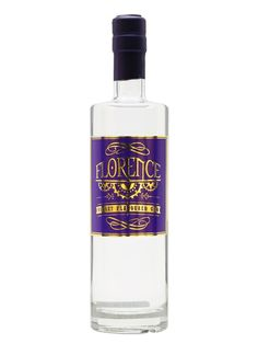Florence Violet Scented Gin : The Whisky Exchange