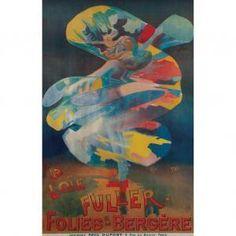 * La Loie Fuller 1895 - Jean De Paleologue PAL (1855-1942)