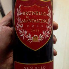 Brunello di Montalcino 2006 (Italia)