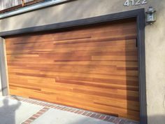 - Custom Sizes Available - Garage Doors are delivered complete including tracks, springs & hardware- Windows: Single Pane Tempered (Options available)- Color: Planks are available in Standard Colors and Natural Wood tones colors- Lead Time: 3-4 Weeks - Shipping to any residential or commercial address nationwide CH