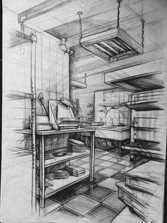 Draw drawing karakalem portre g zelsaatlar sanat for Interior design kurs
