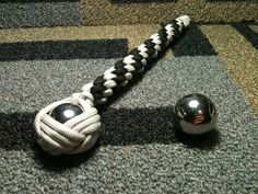 """1"""" Ball Bearing - Chrome Steel for Paracord Monkey Fists"""