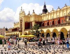 Nocleg w centrum Krakowa