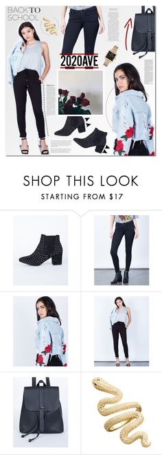 """2020AVE"" by anastasia-ana ❤ liked on Polyvore featuring Special A, BackToSchool, bts, 2020ave and BTSx2020AVE"