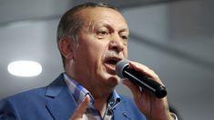 President Recep Tayyip Erdogan: The man who has dominated Turkish politics since 2002.