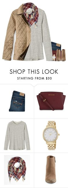 """""""Is this cute?"""" by meljordrum ❤ liked on Polyvore featuring Abercrombie & Fitch, Toast, Kate Spade, Dolce Vita, women's clothing, women's fashion, women, female, woman and misses"""