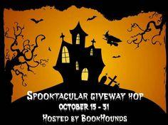 Spooktacular Giveaway Hop INTL