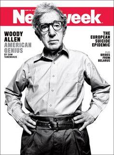 Newsweek feat Woody Allen