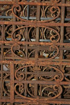 Gate from Brooklyn Restoration Supply