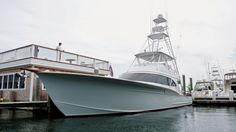 Ritchie Howell-After charter fishing for 16 years in Oregon Inlet, North… Fishing Yachts, Sport Fishing Boats, Cool Boats, Small Boats, Yacht Boat, Boat Dock, Speed Boats, Power Boats, Center Console Fishing Boats