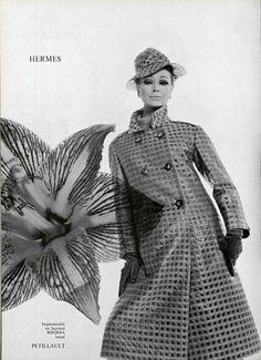 HERMES | 1965's fashion | Meanredz | Flickr