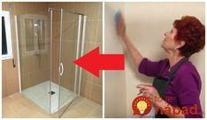 Sprchový kút je takmer neodmysliteľným vybavením kúpeľne, ktorý používame každý deň. Pokiaľ však ide o jeho čistenie, to nám vie narobiť poriadne vrásky na čele. Zaschnuté kvapky vody, vodný kameň a možno aj zárodky plesne, ktorej sa