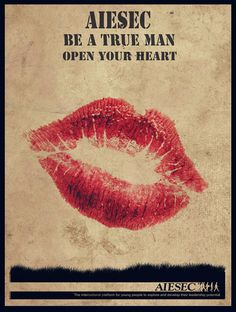 Open Your Heart.(AIESEC)