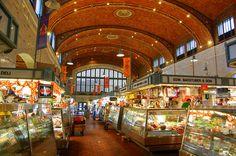 Clevelands West Side Market