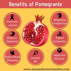 Pomegranates are loaded with nutrients. Here are 7 evidence-based health benefits of pomegranates. Apart from being healthy, they are delicious too!