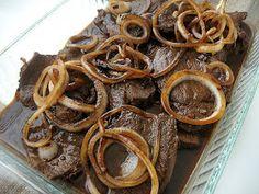 Filipino Foods And Recipes - Pinoy foods at its finest.: Beef Steak (Bistek) Filipino Recipe