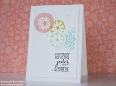 Grusskarte Stampin Up Karte Greeting Card