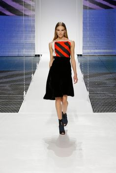 See Christian Dior's Full Resort 15 Collection And Best Front Row Fashion via @WhoWhatWear