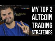Crypto Trading & My 2 Best Altcoin Trading Strategies Technical Analysis, Free Training, Trading Strategies, Fun Projects, Cryptocurrency, Investing, Finance, Education, Learning
