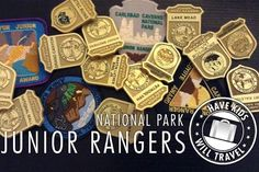 Junior Ranger Programs at National Parks for children 3-15. The NPS has some enriching and exciting programs for inspiring and involving children visiting the parks.