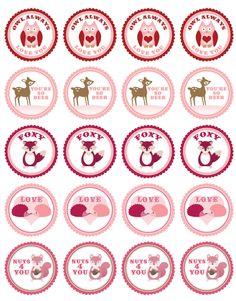 Free Valentine Printable  Valentines Ideas    Happy