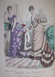 1876 Journal des Demoiselles