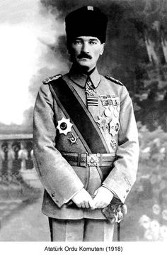 Mustafa Kemal Atatürk - brilliant soldier and strategist and an even greater statesman