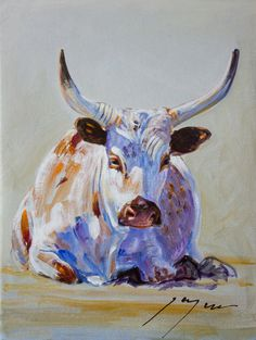 Gallery - South African Art by Jacques South African Decor, South African Design, South African Artists, Farm Paintings, Animal Paintings, Cow Painting, Cow Art, Art Sites, Western Art