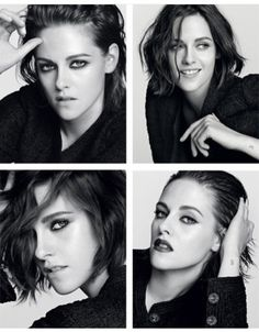 Tumblr New pictures of Kristen Stewart for Chanel 2016
