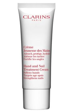 Clarins Hand & Nail Treatment Cream available at #Nordstrom