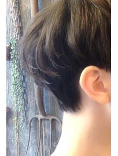 【+~ing】 *王道シルエット【透け感あるベリーショート】 Over 40 Hairstyles, Tomboy Hairstyles, Wedge Hairstyles, Pixie Hairstyles, Short Hairstyles For Women, One Hair, Cut My Hair, Girl Short Hair, Short Hair Cuts