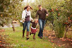 Family of 3 - Bethany F Photography