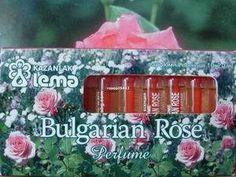 15 x 2 ml SUPREME BULGARIAN ROSE PERFUME LEMA