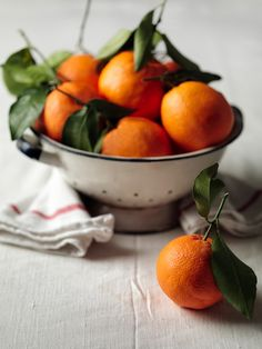 Oranges by Alessandro Guerani