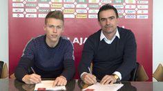 Ajax en Viktor Fischer hebben overeenstemming bereikt over de verlenging van…