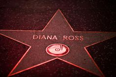 Diana Ross' star on the Hollywood Walk of Fame is located at 6712 Hollywood Boulevard.