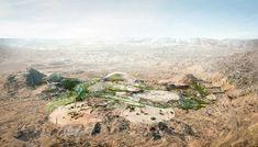 Oman Botanic Garden - Picture gallery