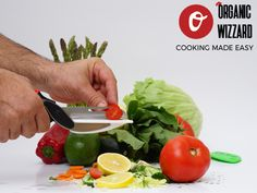 New way to pprepare meals fast http://www.organicwizzard.com #organicwizzard #slice #chop #dice #peel #descale #carve #cut #knife #cookingmadeeasy #easycooking #healtyfood #foodlove #foodporn #foodaddict #foodie #gourmet #kitchengadget #veggie #vegeratian #vegan