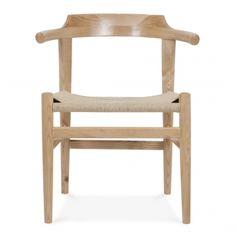 Hans J Wegner PP68 chair designed in 1987 – Walnut or Natural £139