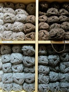 Icelandic wool via Pam Peterson: The Iconic Icelandic Sweater: Past and Present