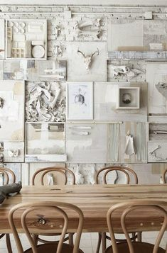 total white restaurant interior - monthly inspirations
