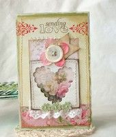 A Project by iralamija from our Scrapbooking Cardmaking Galleries originally submitted 05/16/13 at 12:34 AM