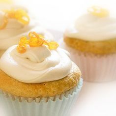 Orange Creme Cupcakes | Gluten-Free Goddess® Recipes