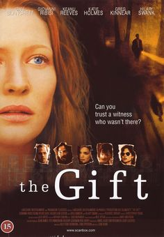 The Gift (2000) LOVE Cate Blanchett's character and performance in this film!!