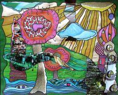 Heelbeeld,Hundertwasser,workshop